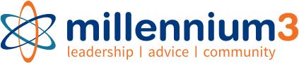 Millennium3 - logo